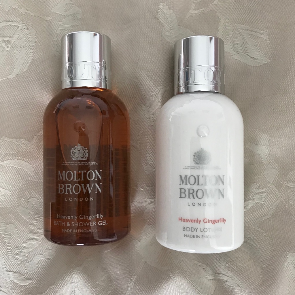 Molton Brown set 50ml