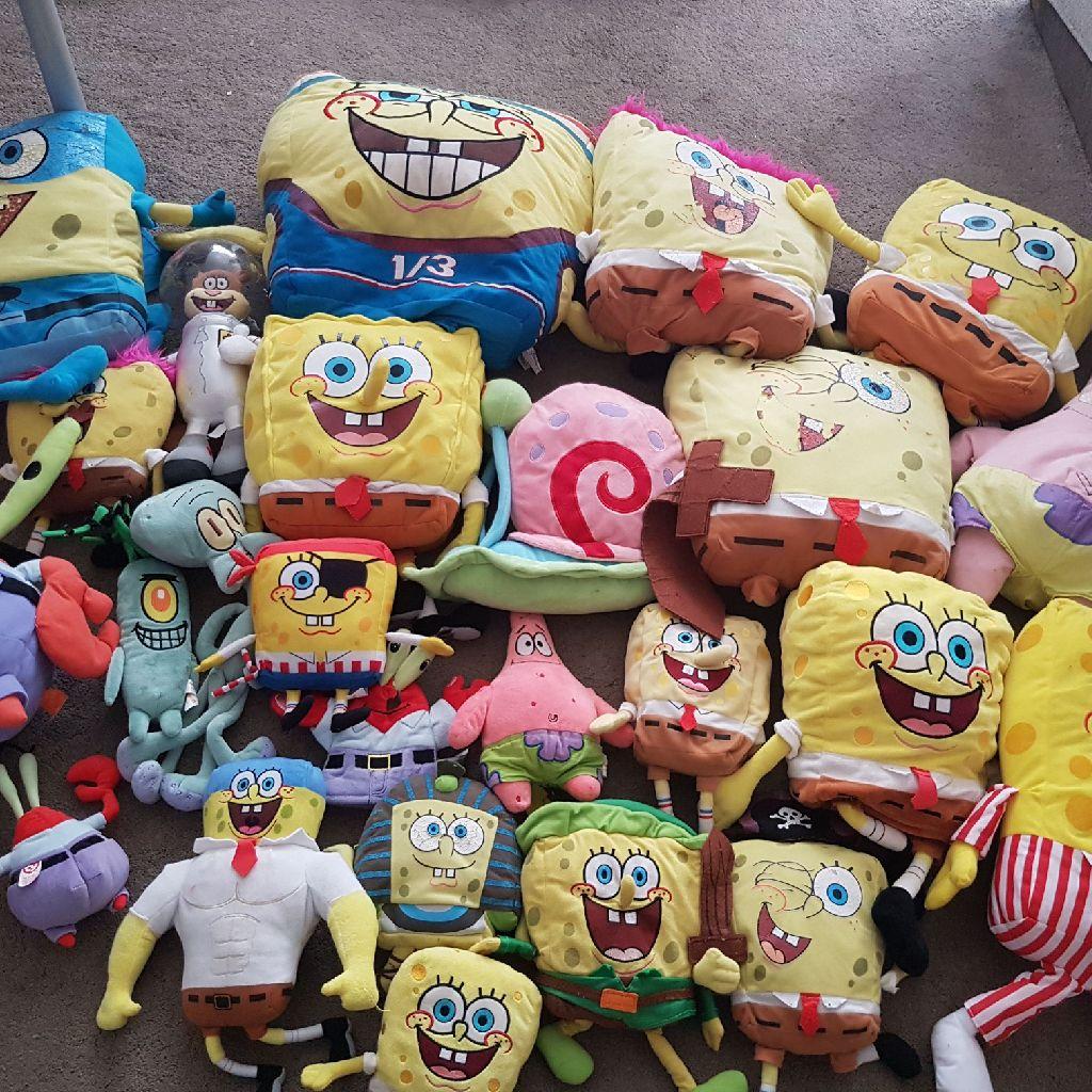 Spongebob teddys loads.