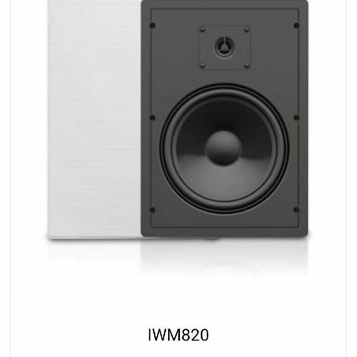 Mtx in wall speakers 60$ for pair