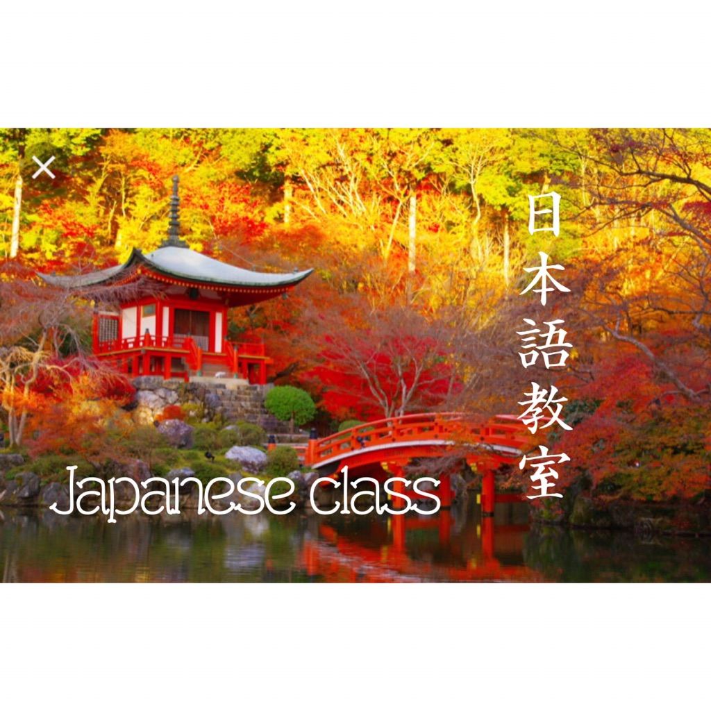Japanese private class