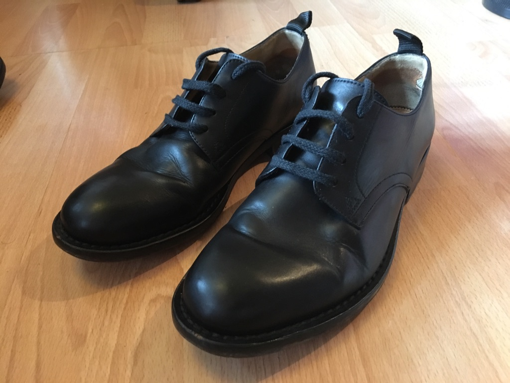 Valentino Garavani men's Derby shoes size 9.5