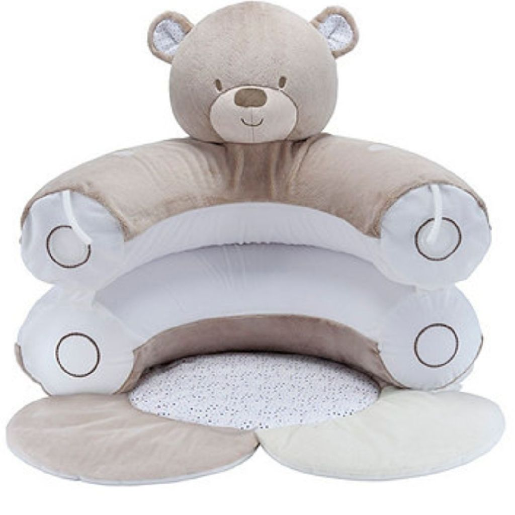 Mother care Teddy's toy box sit me up