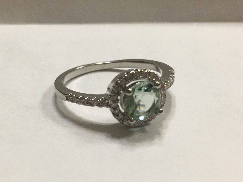 green halo ring