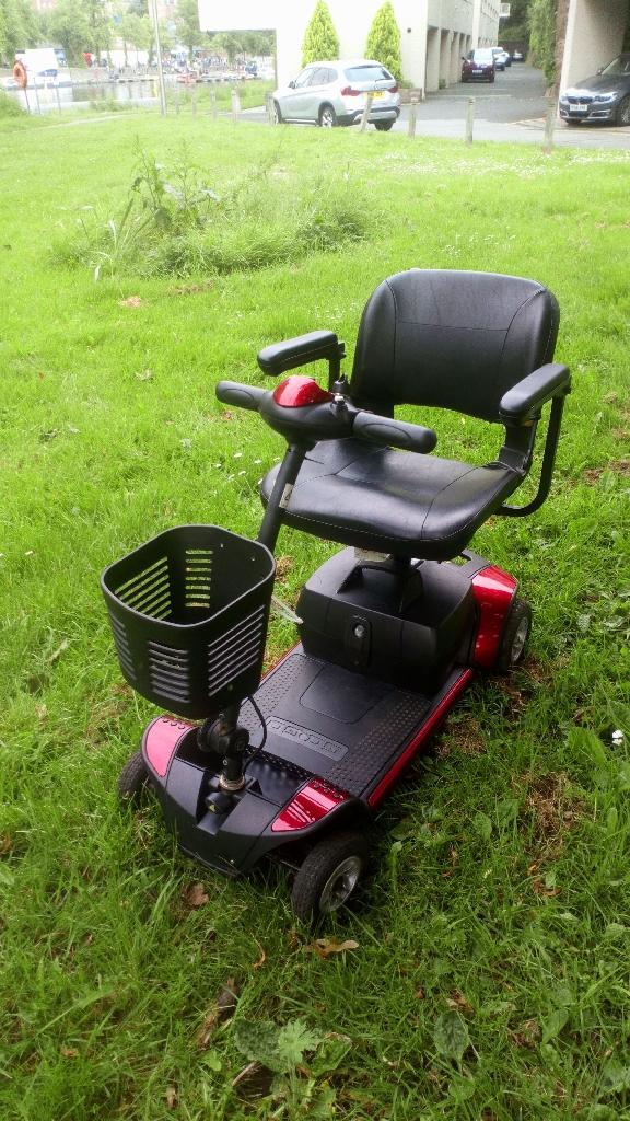 Gogo Traveller Elite Mobility Scooter