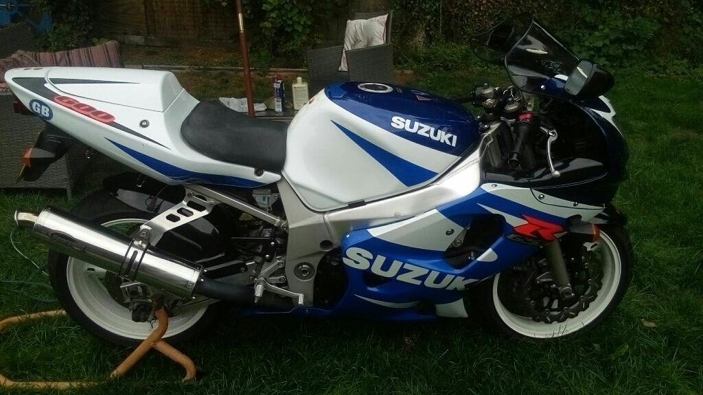 Suzuki GSXR600 K1