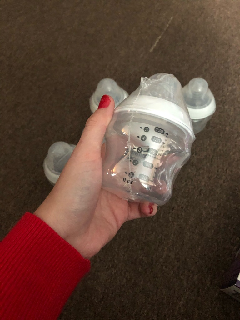 Tommy tippee bottles