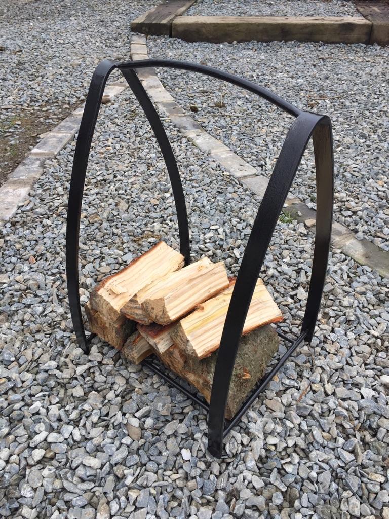 Mild Steel Log Holders