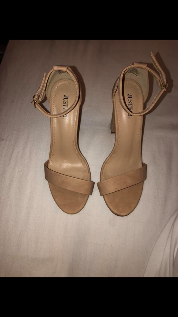 Hugh heels