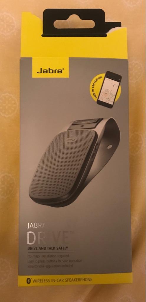 Jabra Bluetooth Handsfree Car Kit