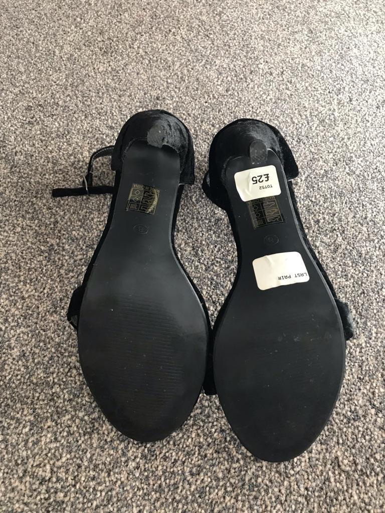 Size 8 shoes linzi