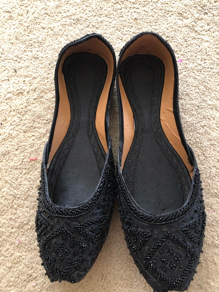 Shoes size 8 New leather