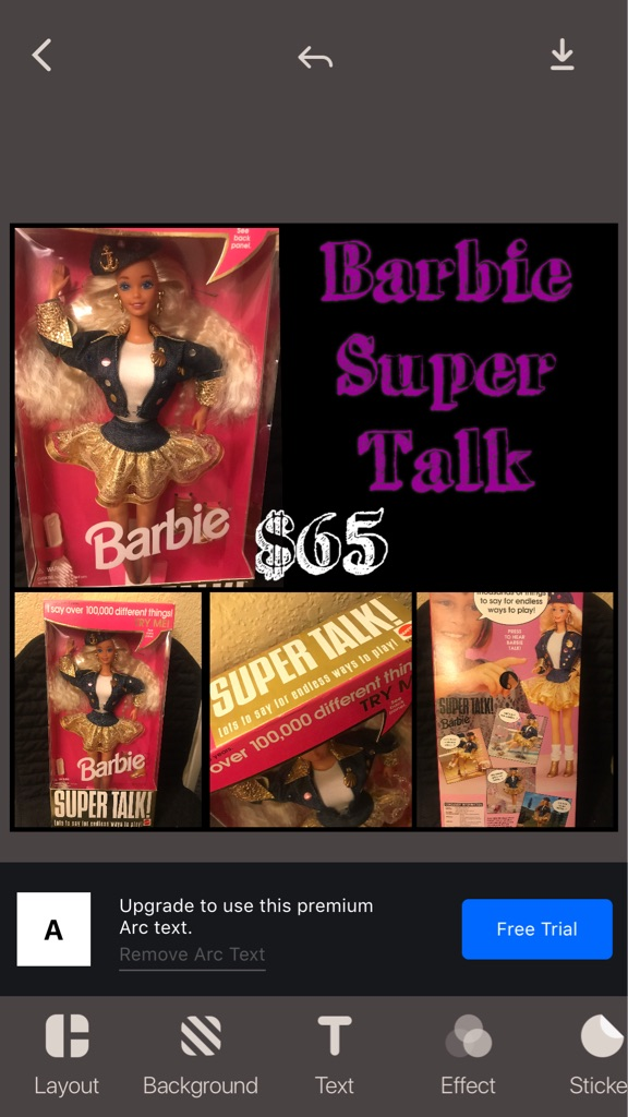 Barbie Super Talk