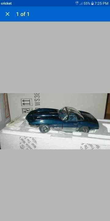 Franklin Mint 1965 Chevrolet