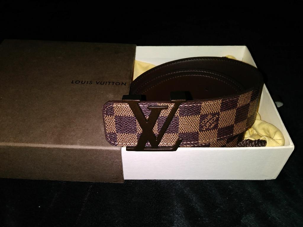 Louis Vuitton Men Belt