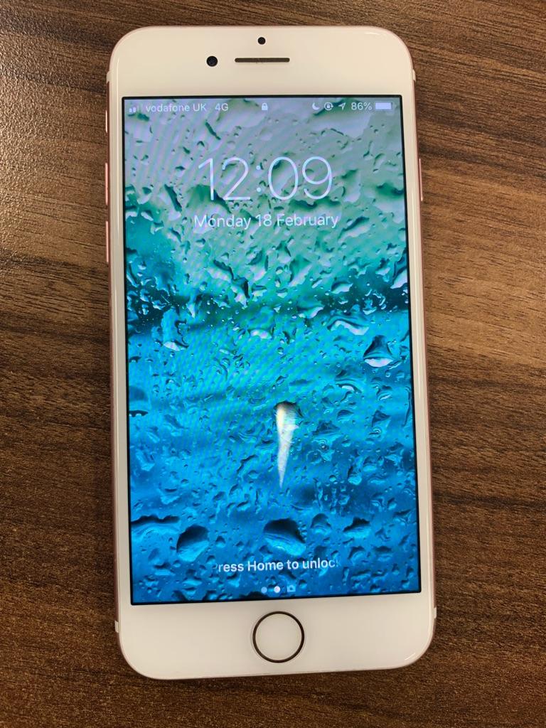IPhone7 unlocked 32GB