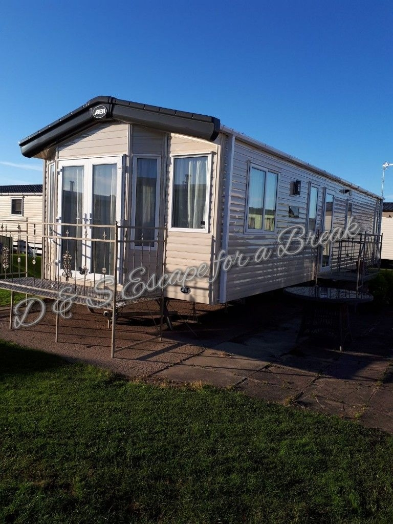 Private Caravan on Whitehouse leisure park Towyn Abergele