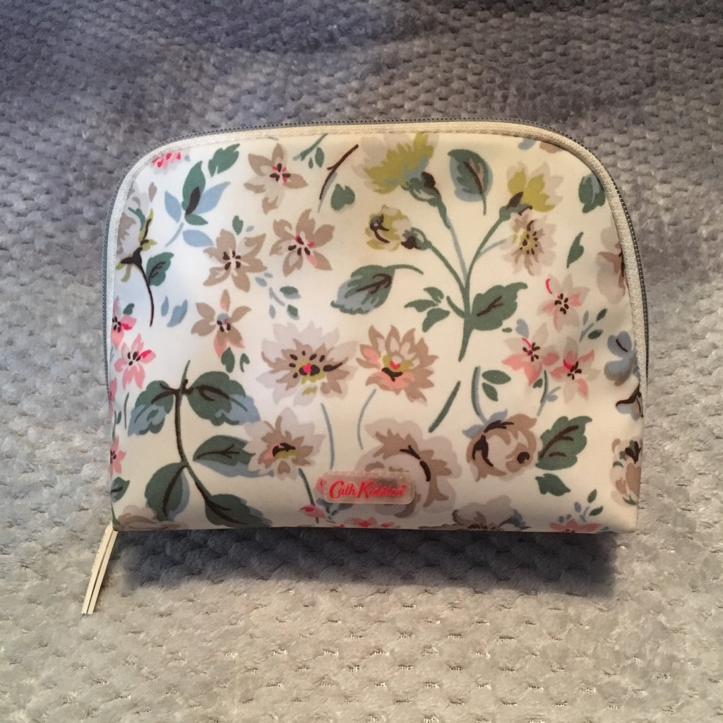 Cath Kidston make up bag