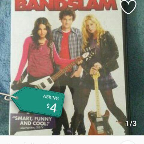 bandslam DVD