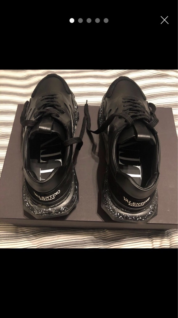 Valentino Bounce Trainers