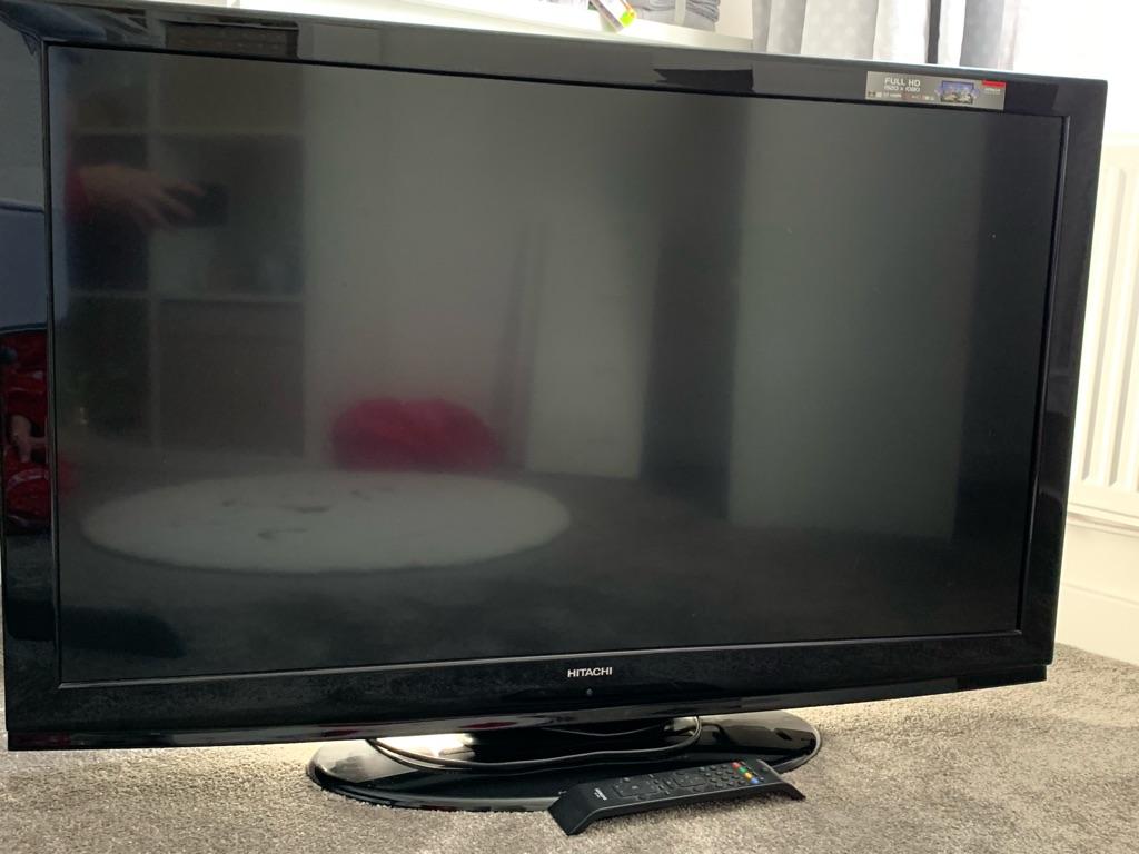 "42"" Hitachi TV Full HD"