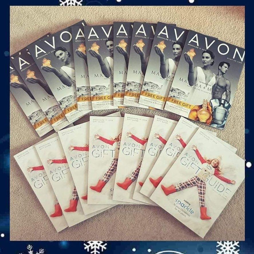 Christmas with Avon!