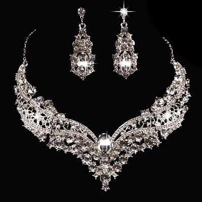 Formal wear jewelry sets