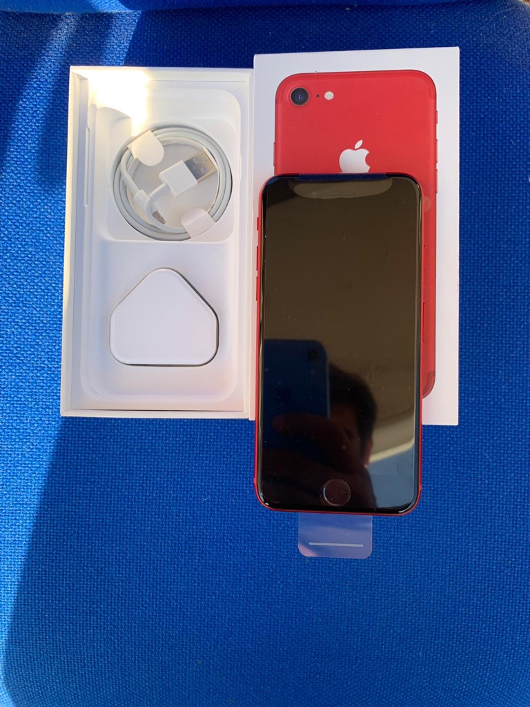 iPhone 7 Red 32GB unlocked brand new mint condition