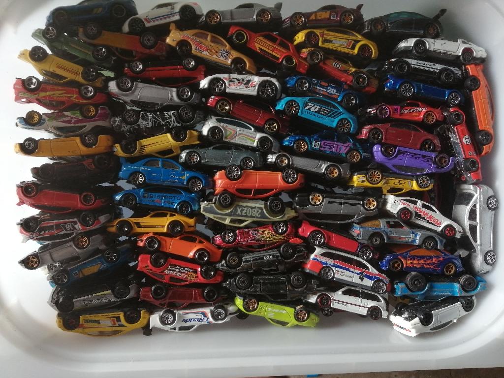 Japanese die-cast toy cars