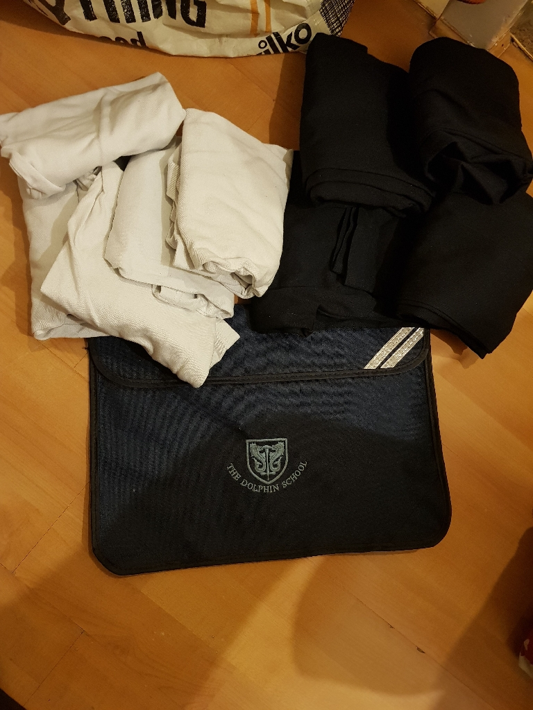 Dolphin School Uniform Bundle