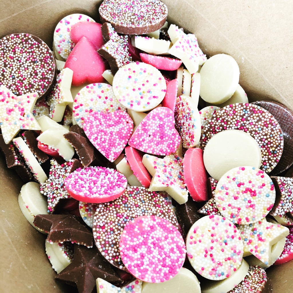 Sweets, sweet cones