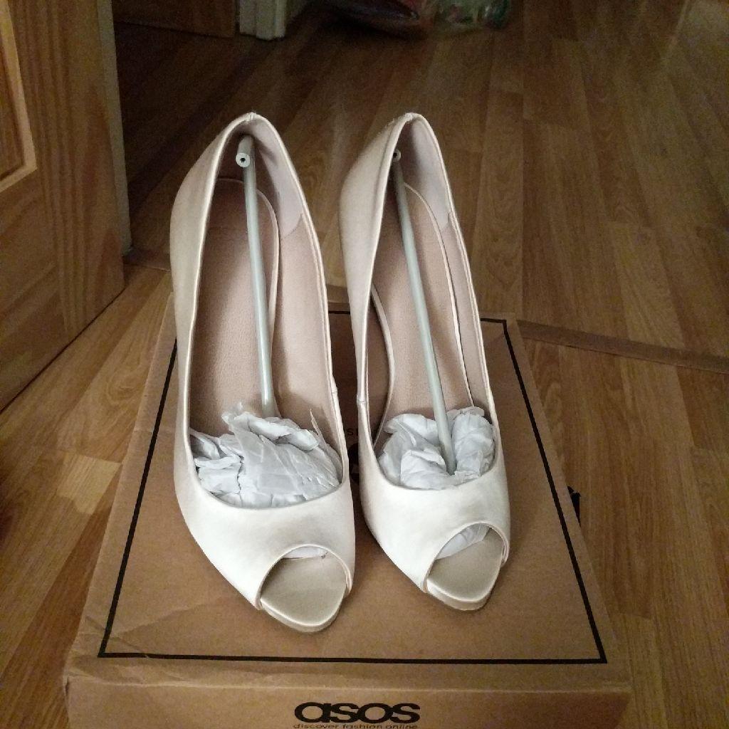 Asos ivory heels