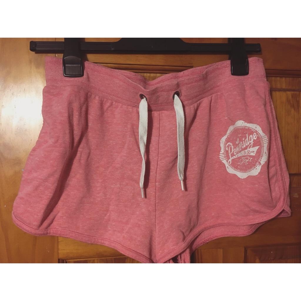 Pink Baggy Shorts