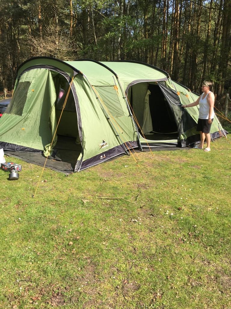 Vango Marista 700 Tent 7 Berth
