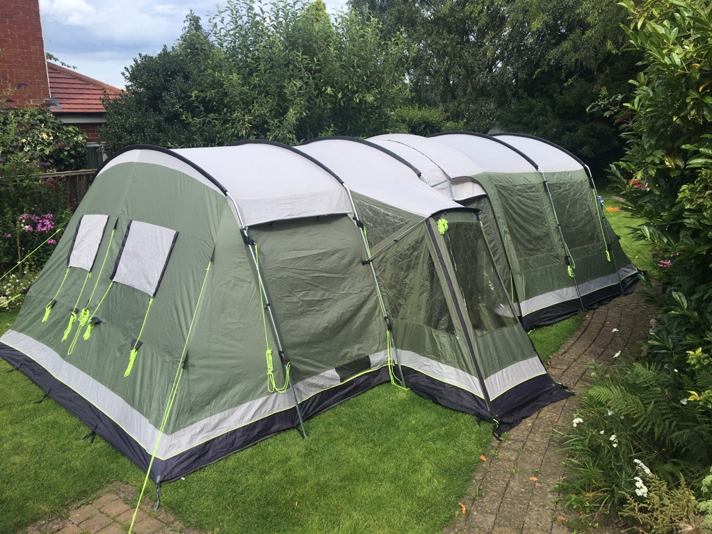 Tent- Outwell Montana 6