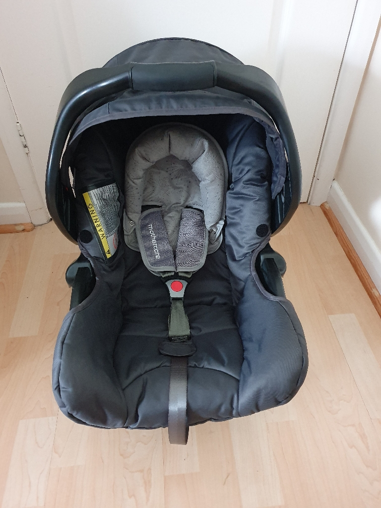 Mothercare Trenton Complete Travel System with Isofix Car Seat Base