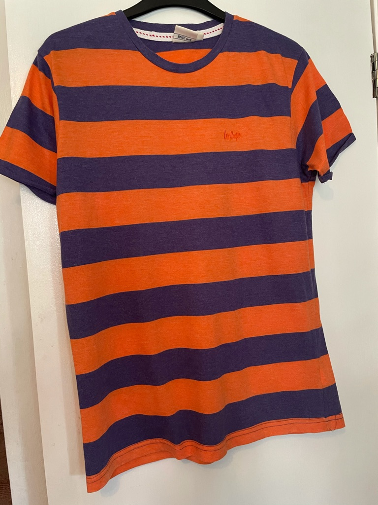 Boys Lee Cooper summer t-shirt age 12-13