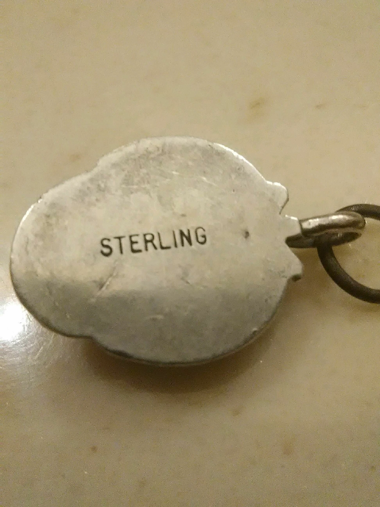 Sterling women's pendant