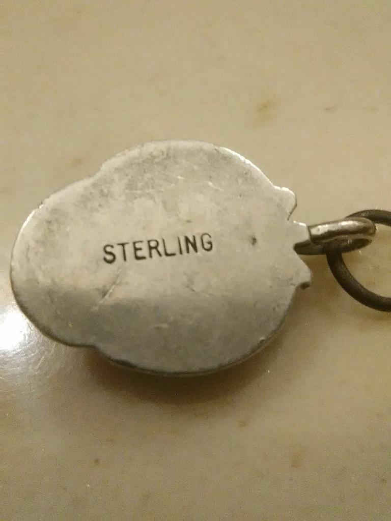 Sterling women's pendant