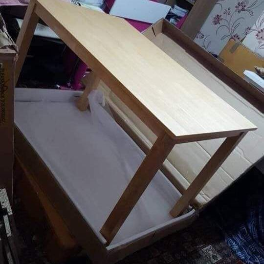 New dinning table £80
