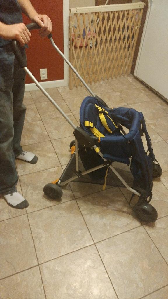 Baby pack/stroller