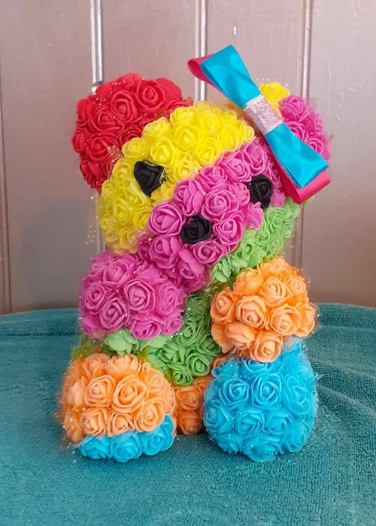 Forever rose teddys