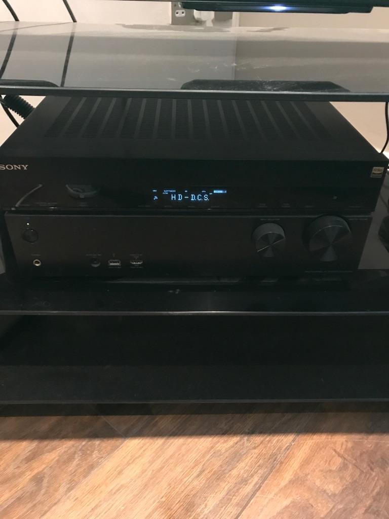 SONY Strd-n 1050 Receiver with Harmon Kardon 5:1 surround sound rep£800
