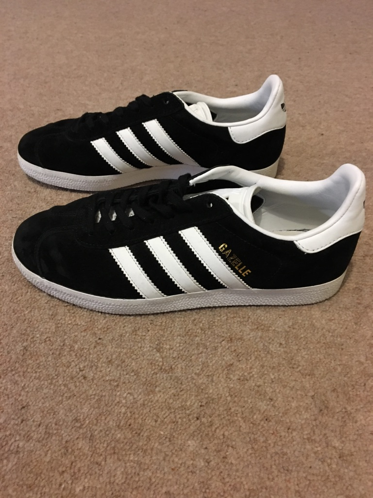 Ladies Adidas Gazelle Trainers Size 6.5 £20