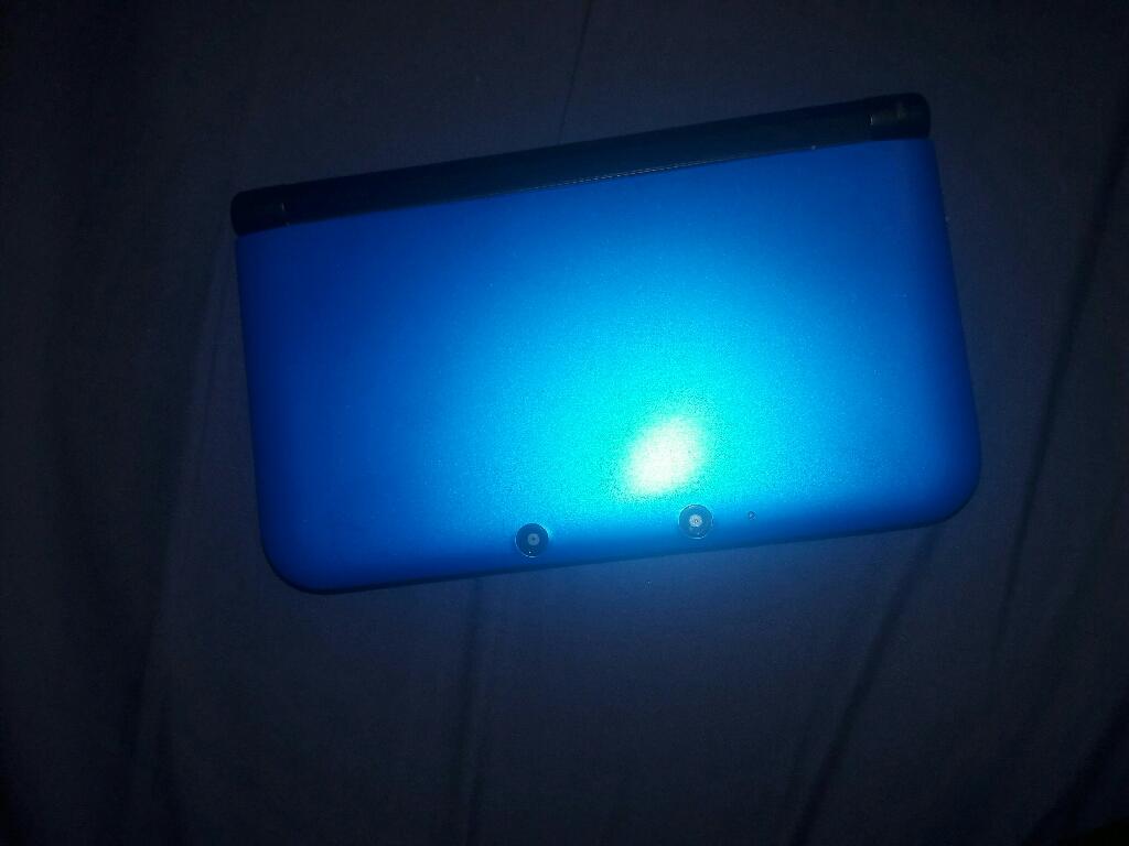 Blue Nintendo 3dsxl