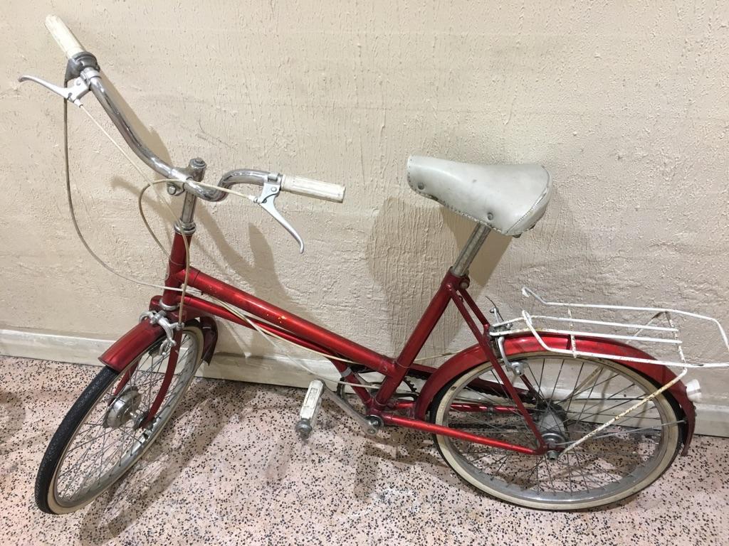 3-Speed Vintage Ladies Vindec Vogue Bicycle
