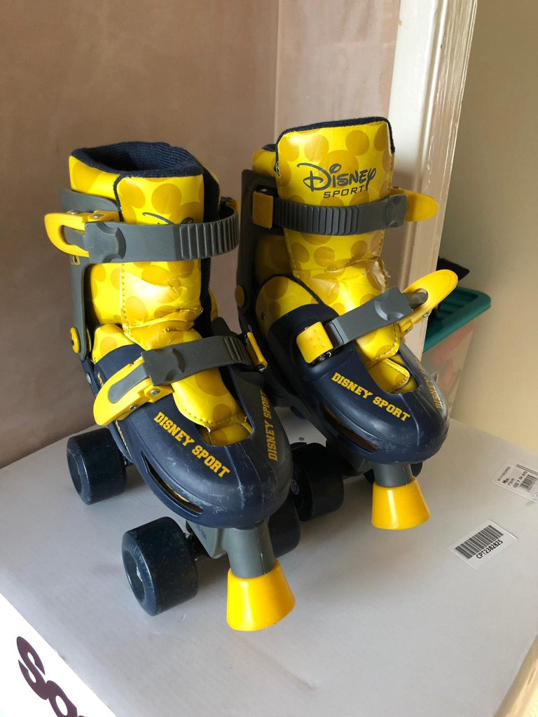 Child's roller boots