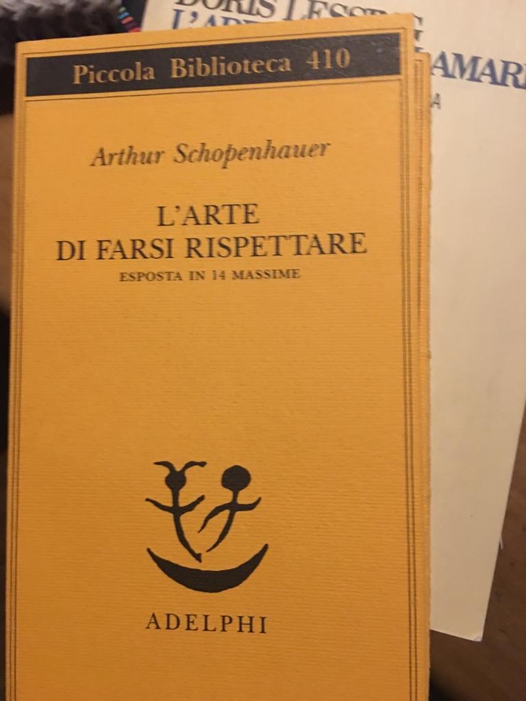4 books in Italian language