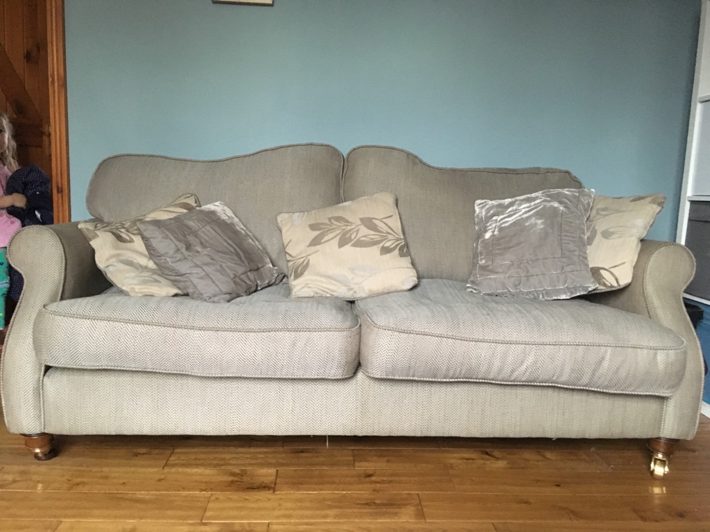 Pair of Sofas -DFS