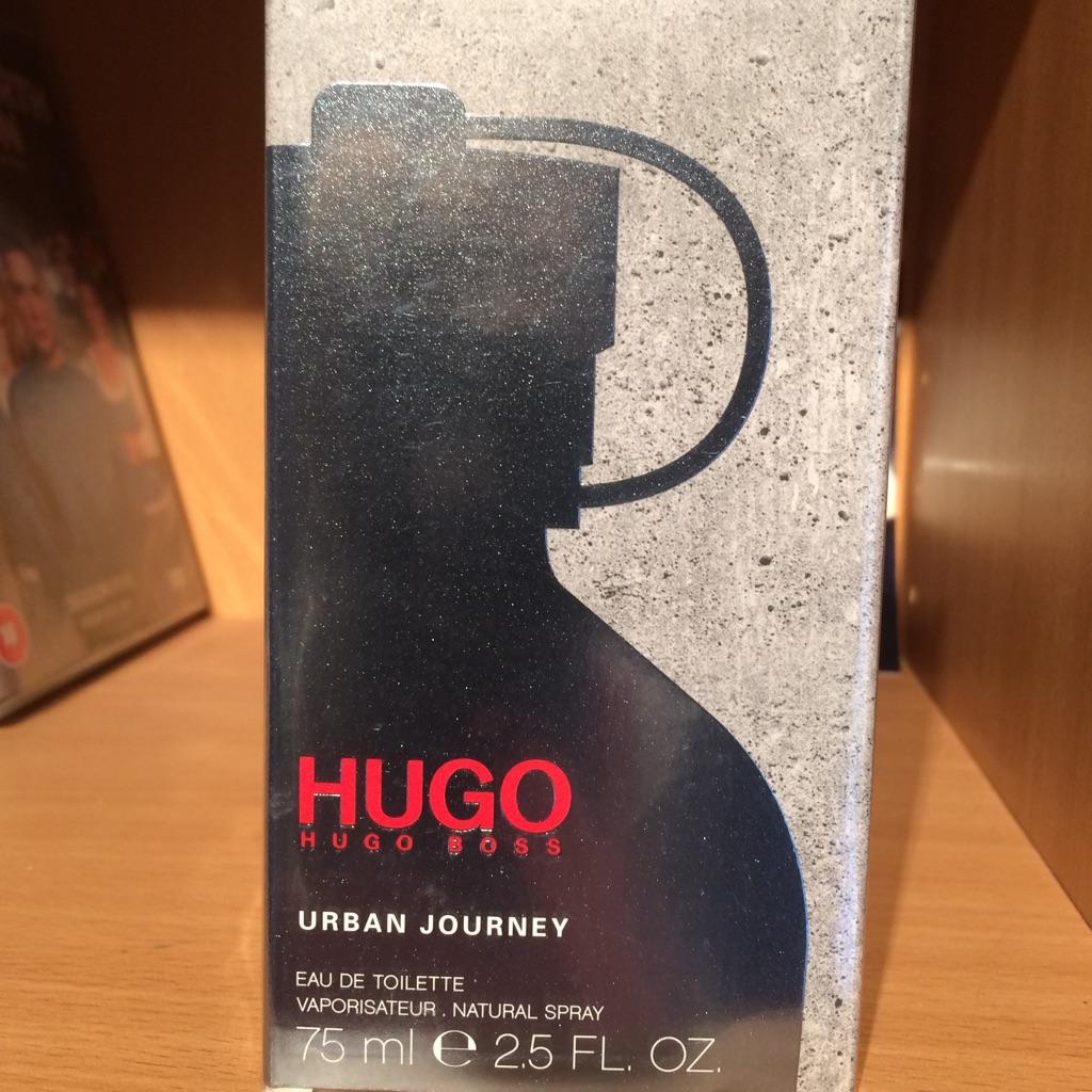 Hugo Boss Urban Journey 75 ml edt