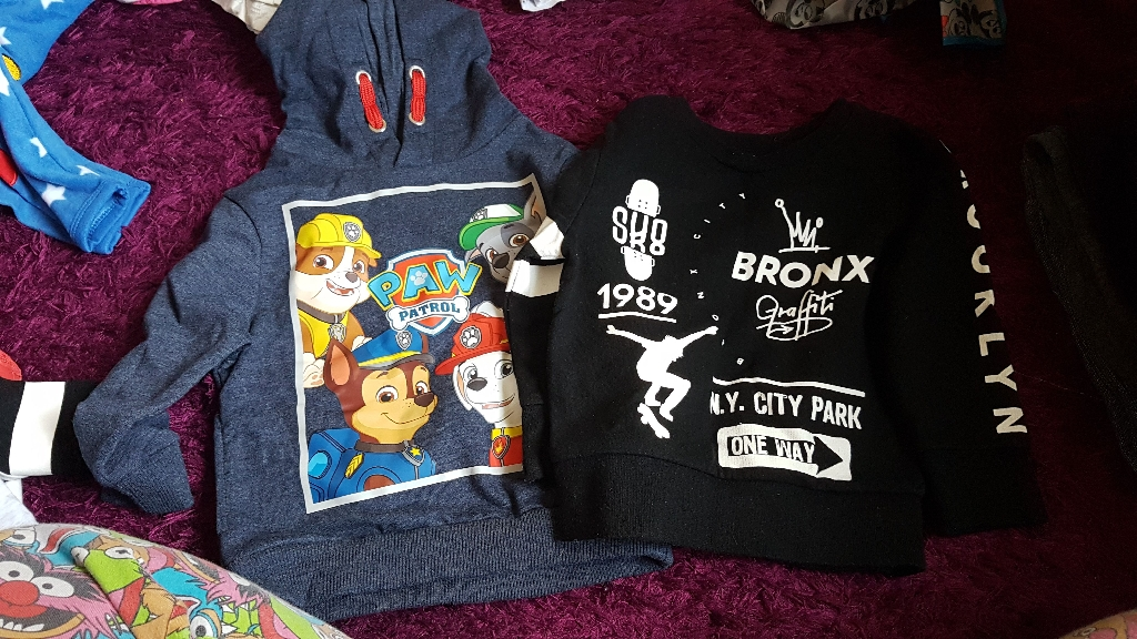 2.5-3 years boy bundle